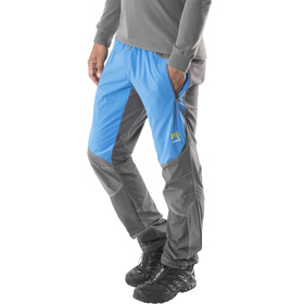 Karpos Rock Broek Heren, grijs/blauw
